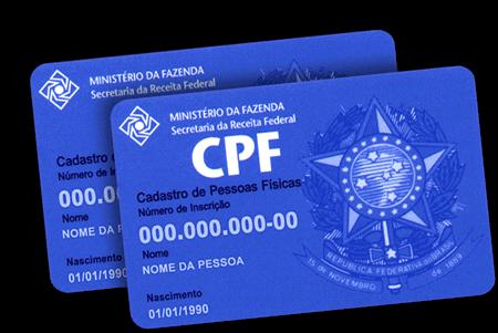 imagem CPF
