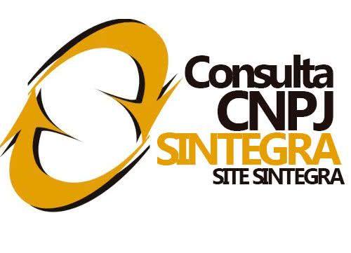 Consulta CNPJ SINTEGRA