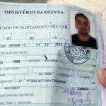 Certificado de Alistamento Militar