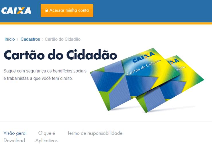caixa cartão cidadão