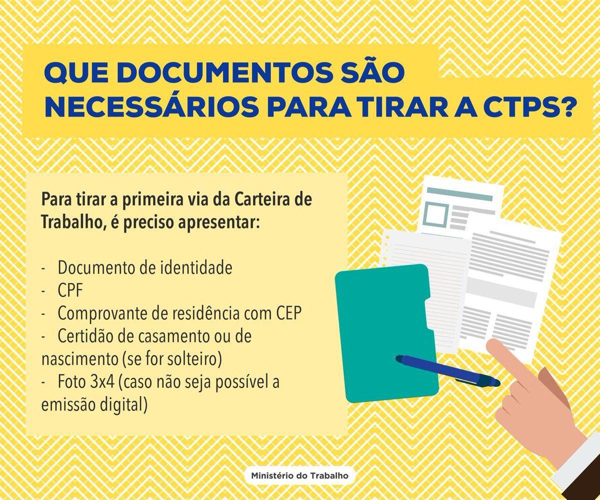 documentos para CTPS