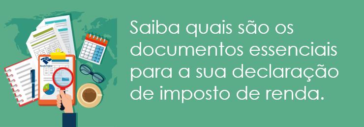 banner documentos para imposto de renda