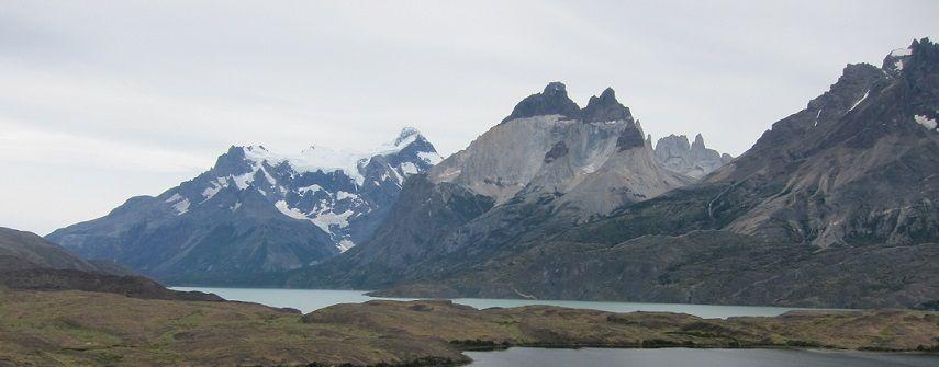 montanhas no chile